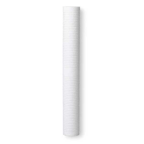 """3M 5 Micron,  2.6"""" O.D.,  10 in H,  Thermally Bonded Filter Cartridge RT10B16G20NN"""