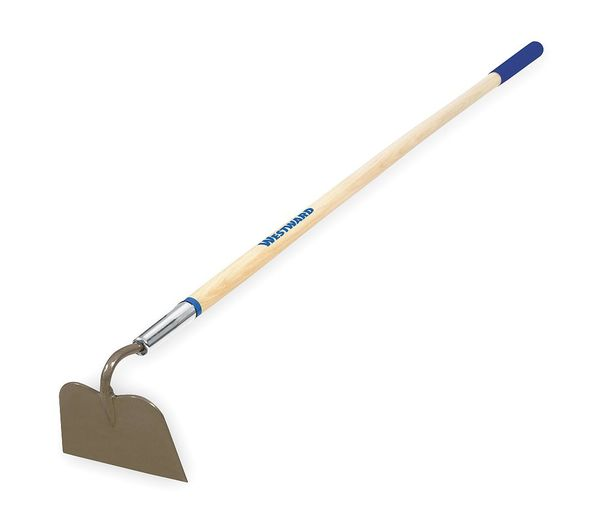 Westward Garden Hoe, 6 In Steel Blade 2MVT3