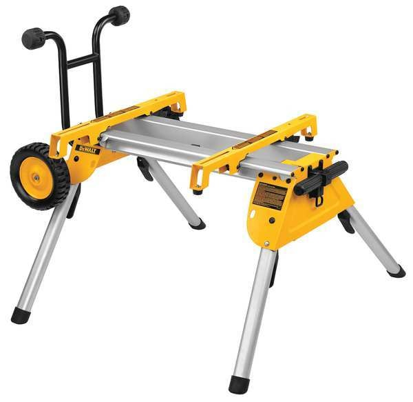Dewalt Table Saw Portable Work Stand, 10 In. H DW7440RS