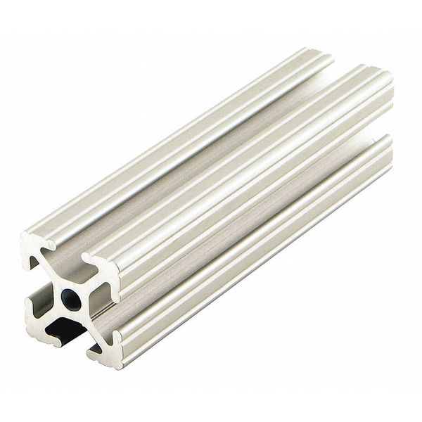 80/20 T-Slotted Extrusion, 10S, 97 Lx1 In H 1010-97