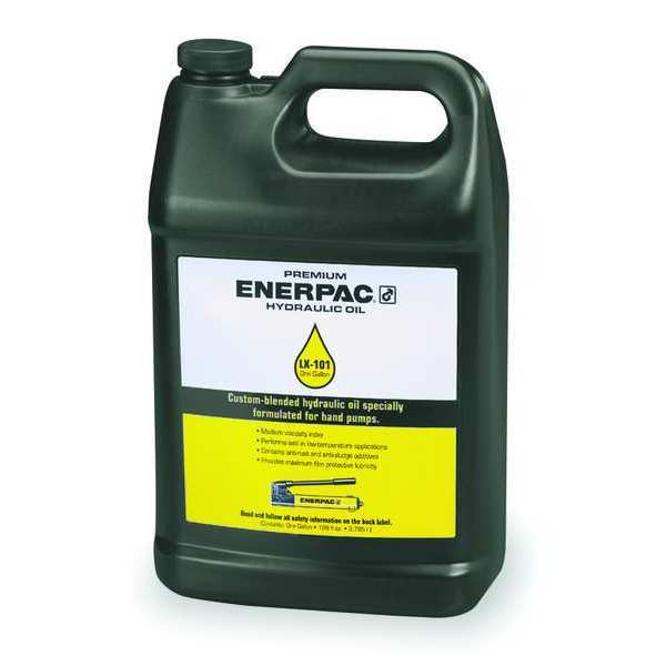 Enerpac 1 gal Hydraulic Oil Can 15 ISO Viscosity,  Not Specified SAE LX101