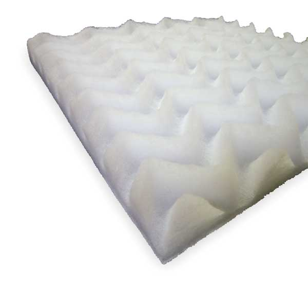 """Global Finishing Solutions Paint Collector Filter Pad,  20x20x2"""" 30 pk. FIL-EPP-2020-W"""