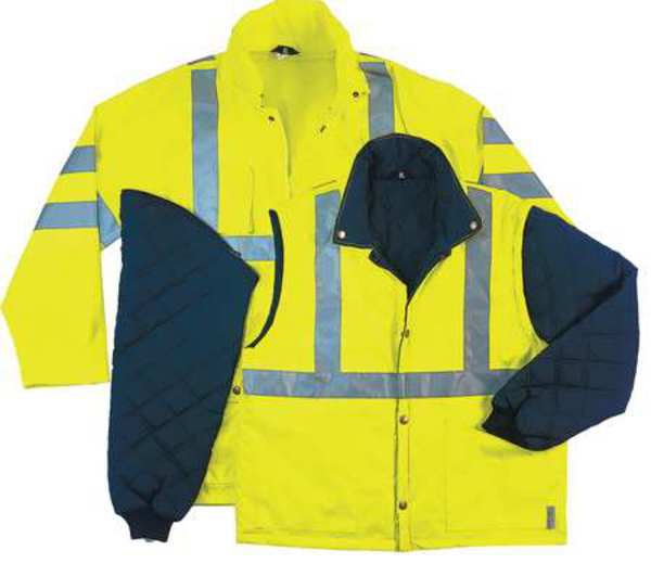 Ergodyne XL Insulated Hooded Jacket 8385