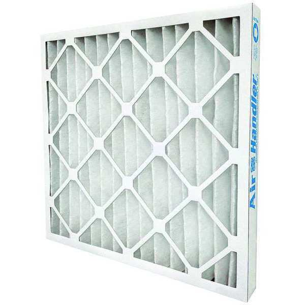Air Handler 16x25x2 Synthetic Pleated Air Filter,  MERV 13 2EKJ2