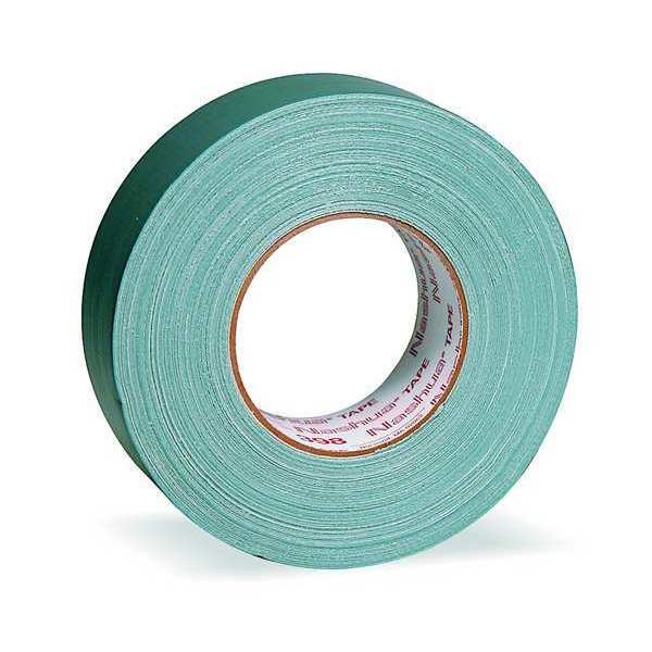 Nashua Duct Tape, 4 In x 60 yd, 11 mil, Silver 398