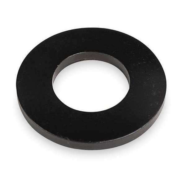 "Te-Co 1/2"" x 1-1/8"" OD Black Oxide Finish Case Hardened Steel Flat Washer 42605"