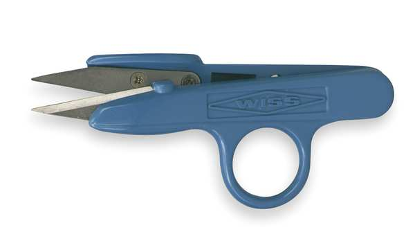 """Crescent Wiss 4-3/4"""" Quick Clip® Sharp Point Nippers 1570BN"""