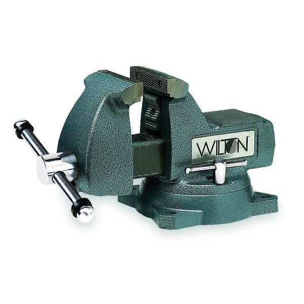 "Wilton 6"" Standard Duty Combination Vise with Swivel Base 746"