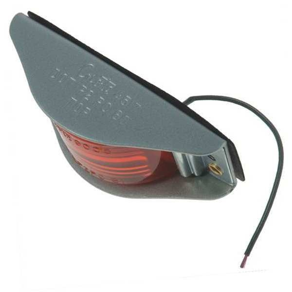 Grote Clearance/Marker Lamp, Narrow Rail, Red 45172
