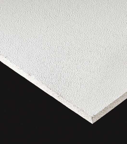 Armstrong Kitchen Zone(TM) Ceiling Tile ,  24 in W x 48 in L,  12 PK,  672