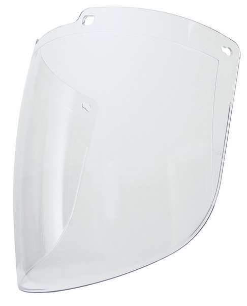 Honeywell Uvex Faceshield Visor, Uncoated Polycarbonate S9550