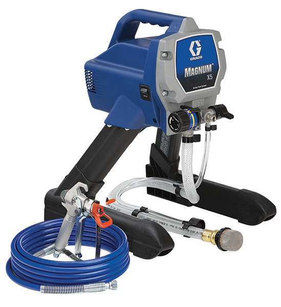 Graco Airless Paint Sprayer, 1/2 HP, 0.27 gpm 262800