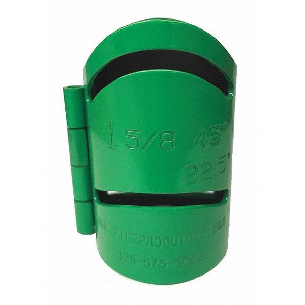 """Pipe-Pro Magnetic Pipe Guide, 1-5/8"""" 158M"""