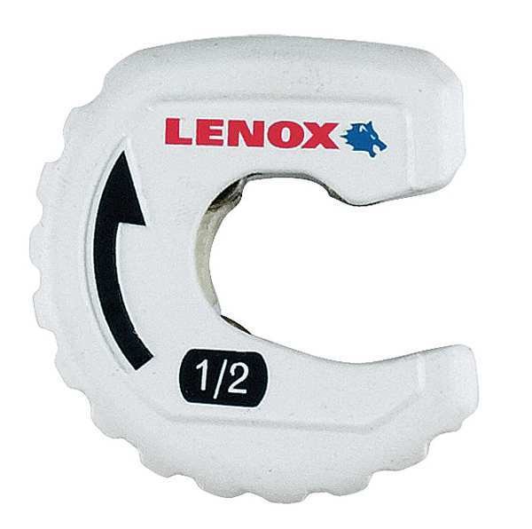 Lenox Tubing Cutter,  Copper,  Manual,  Overall Length: 3 in 14830TS12
