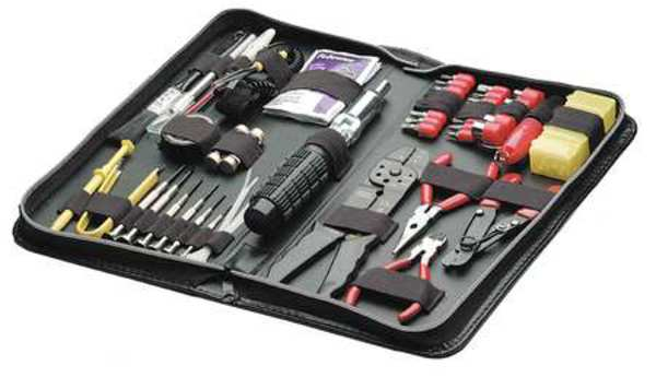 Fellowes General Hand Tool Kit, No. of Pcs. 55 49106