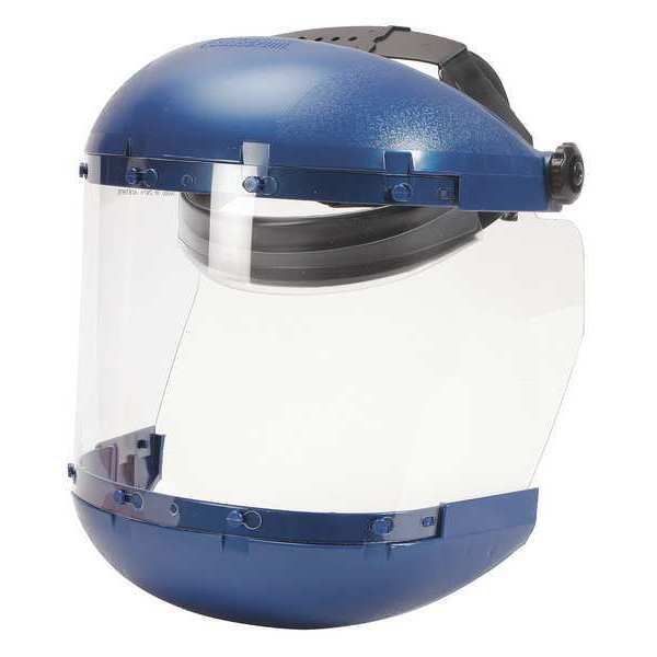 Sellstrom Ratchet Faceshield Assembly, Clear S38110
