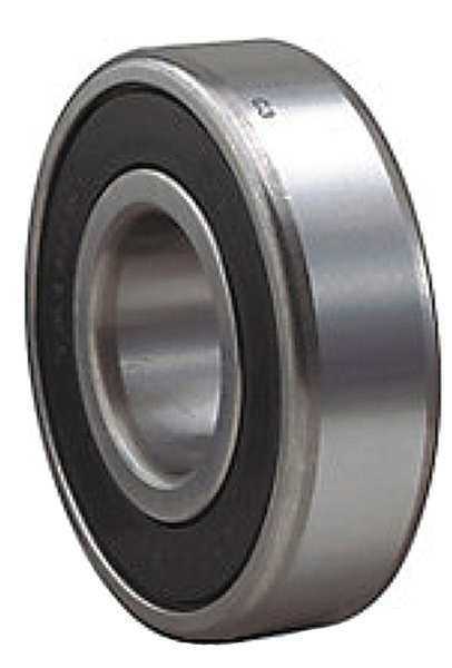 Skf Radial Ball Bearing, Sealed, 25mm Bore Dia 6205 2RS JEM