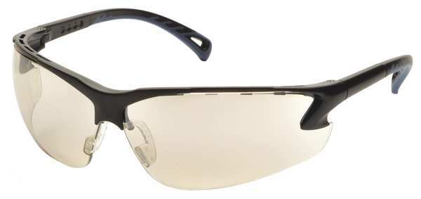 Pyramex Venture 3 Safety Glasses With Indoor/Outdoor Scratch-Resistant Lens SB5780D