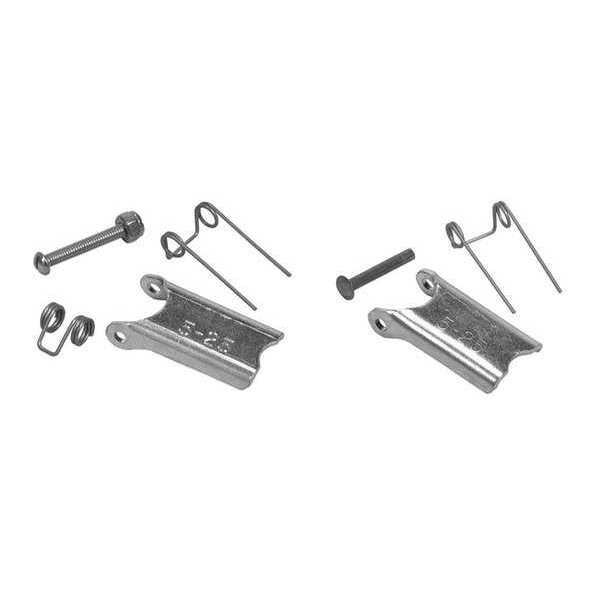 Campbell Replacement Latch Kit,  For Hook Sizes 10-30 3990901