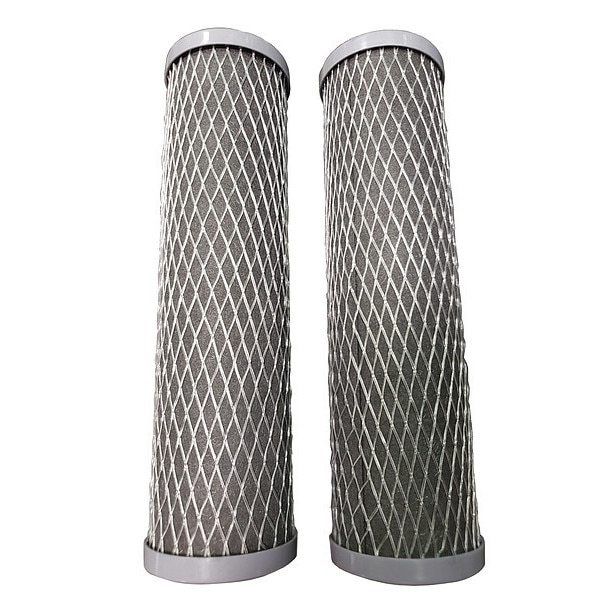 """Dupont 5 Micron,  2"""" O.D.,  10 in H,  Carbon Wrap Filter Cartridge WFPFC8002"""