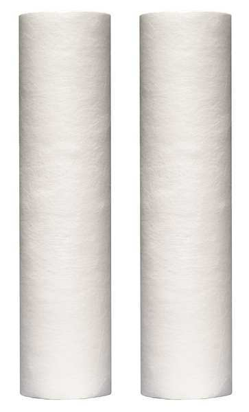 """Dupont 10 Micron,  2"""" O.D.,  10 in H,  Filter Cartridge WFPFC5002"""