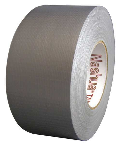 Nashua Duct Tape, 4 In x 60 yd, 9 mil, Silver 2280