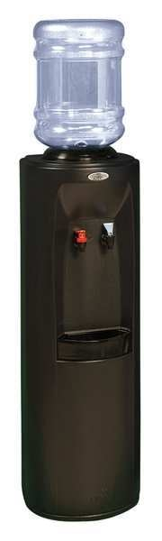 Oasis Cold,  Hot Bottled Water Dispenser - Black BPO1SHS