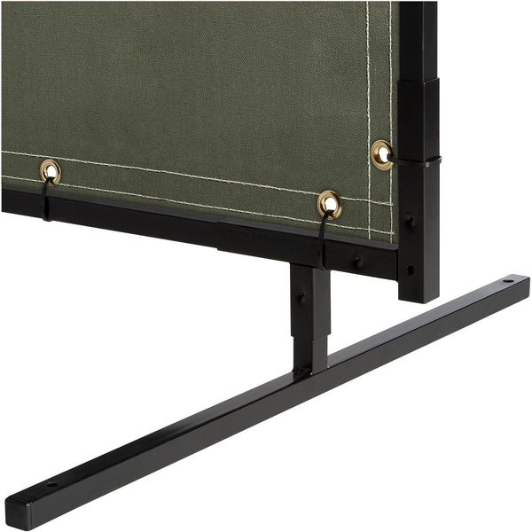 6 ft STEINER 501-6X6 Protect-O-Screens R Olive Wx6 ft.