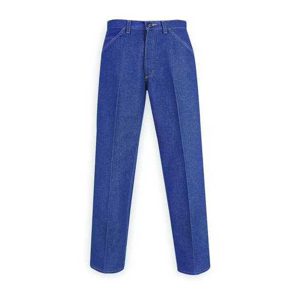 Bulwark Pants, Cotton, 42 x 32 In., 20.7 cal/cm2 PP73NV 8 30