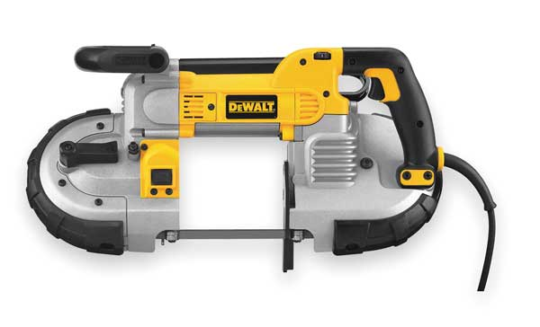Dewalt Deep Cut Portable Band Saw, 10.0A DWM120
