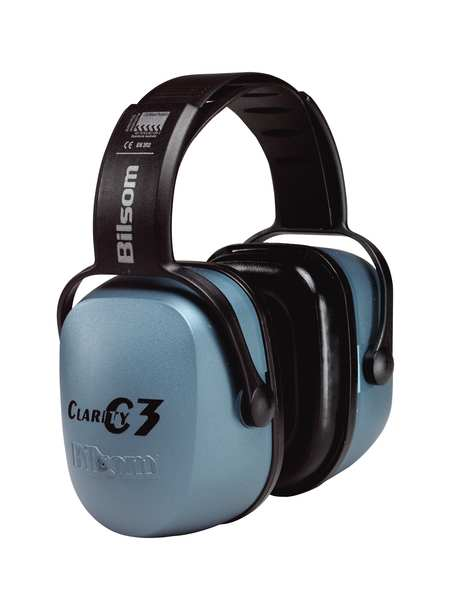 1011146 Howard Leight by Honeywell Clarity Series C3 Sound Management Safety Earmuff