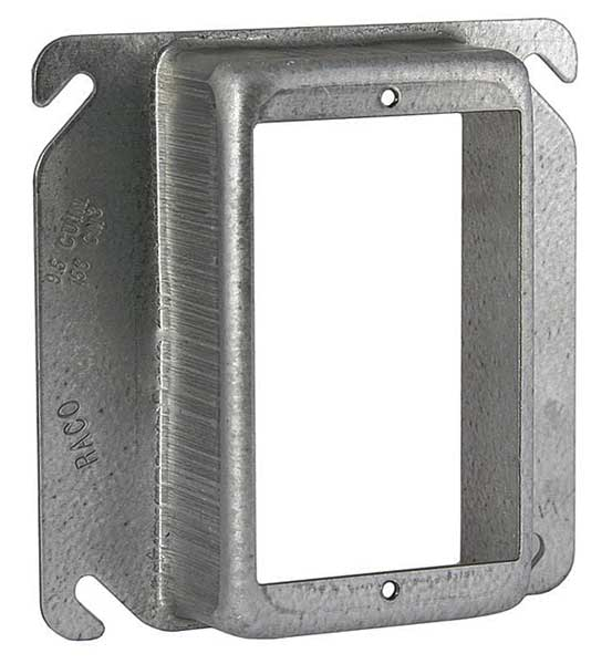 Raco Plaster Ring, 4 X 4 In 775