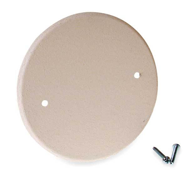 Bell Closure Plate, Round 5653-1