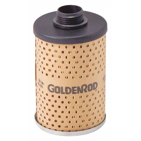 Goldenrod Fuel Filter, 3 x 4-15/16, For No. 495 470-5
