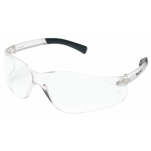Mcr Safety Bearkat® Safety Glasses With Clear Anti-Fog,  Scratch-Resistant Lens BK110AF