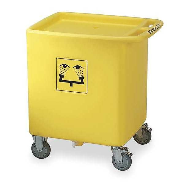 Bradley Safety Waste Water Cart for S19-921 S19-399