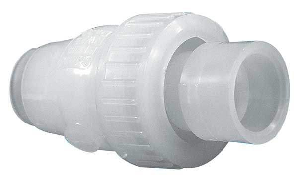 "Orion 2"" Socket Fusion Polypropylene Ball Check Valve 2 BC"