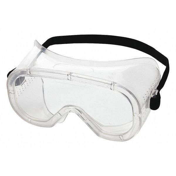 Sellstrom Prot Goggles, Clr S81000