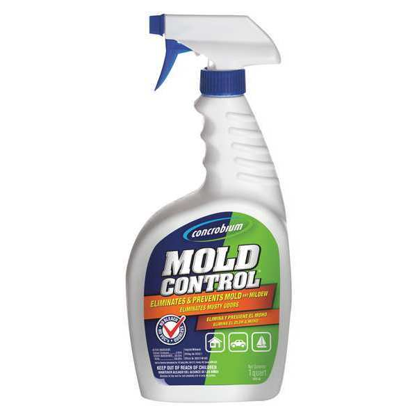 Concrobium Mold Control,  32 oz. Unscented,  Clear 25326