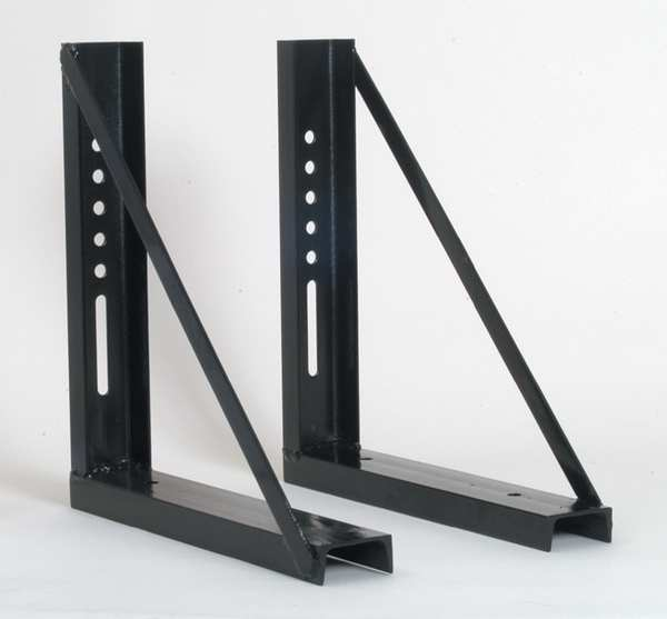 """BUYERS PRODUCTS 1701006 18/"""" Tool box mounting Brackets"""