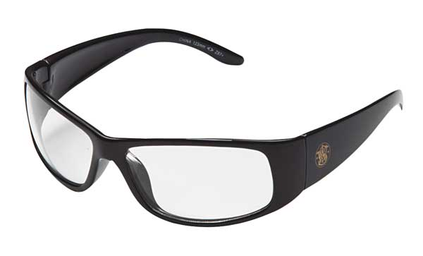 Smith & Wesson Elite Safety Glasses,  Indoor/Outdoor Scratch-Resistant Lens 21306