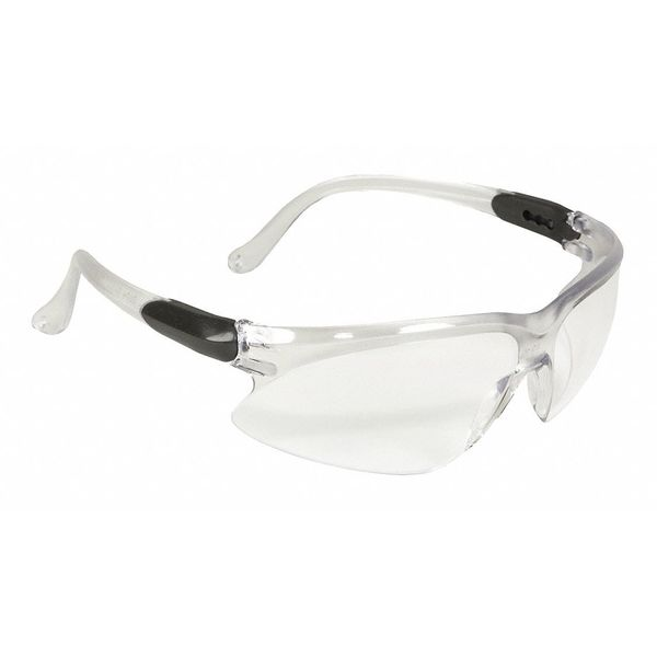 Kleenguard Safety Glasses,  Wraparound Clear Polycarbonate Lens,  Scratch-Resistant 14470