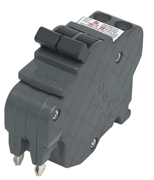 Federal Pacific 30 amp Double Pole Thin Circuit Breaker