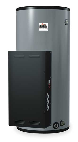 Rheem-Ruud 120 gal.,  Commercial Electric Water Heater,  208 VAC,  1 or 3 Phase ES120-54-G