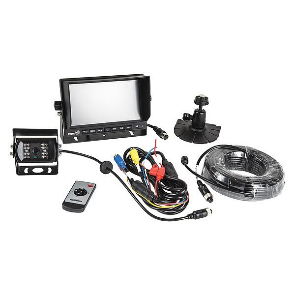 Rear View Camera System >> Rear View Camera System 7 In Monitor