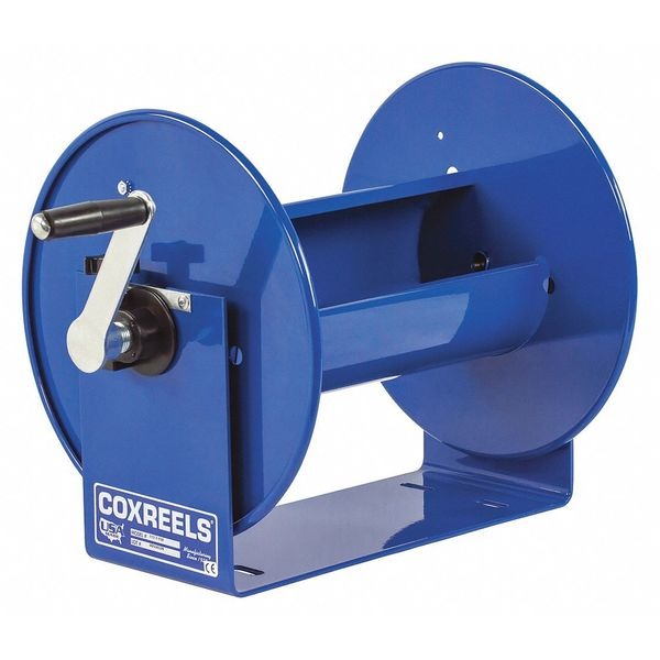 Coxreels Hose Reel,  3/8 in Hose Dia.,  100 ft Length,  4000 psi COX60-112-3-100
