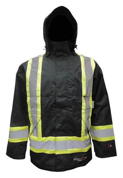 Viking Viking FR Insulated 300D Jkt Blk 3907FRWJ-XL