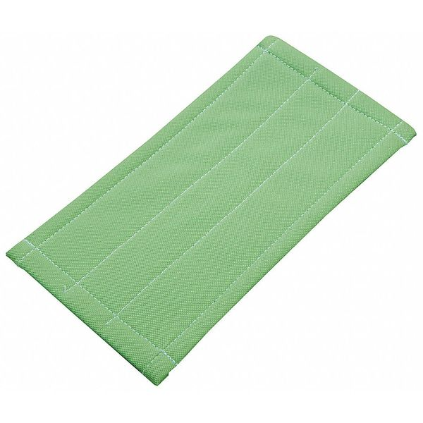 """Unger Cleaning Pad, Microfiber, 11""""L PHL20"""