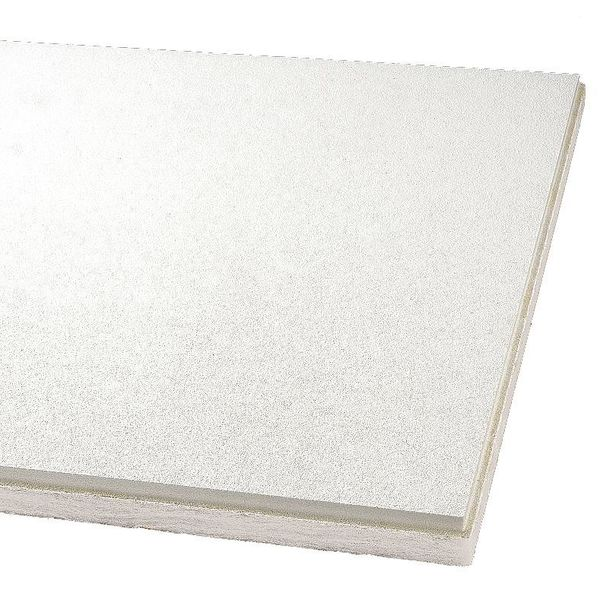 Armstrong Optima Ceiling Tile ,  24 in W x 48 in L,  8 PK,  0.9 NRC 3155