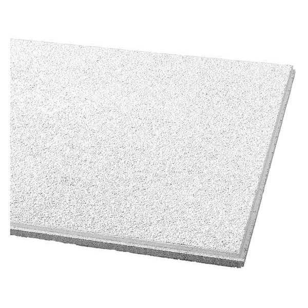 Armstrong Cirrus Ceiling Tile,  24 in W x 24 in L ,  PK12 0.35 NRC 577B